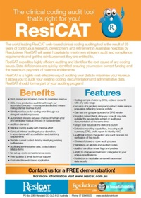 ResiCAT Brochure